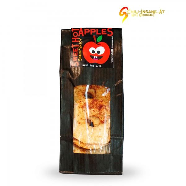 Sweet Hot Apples 100g