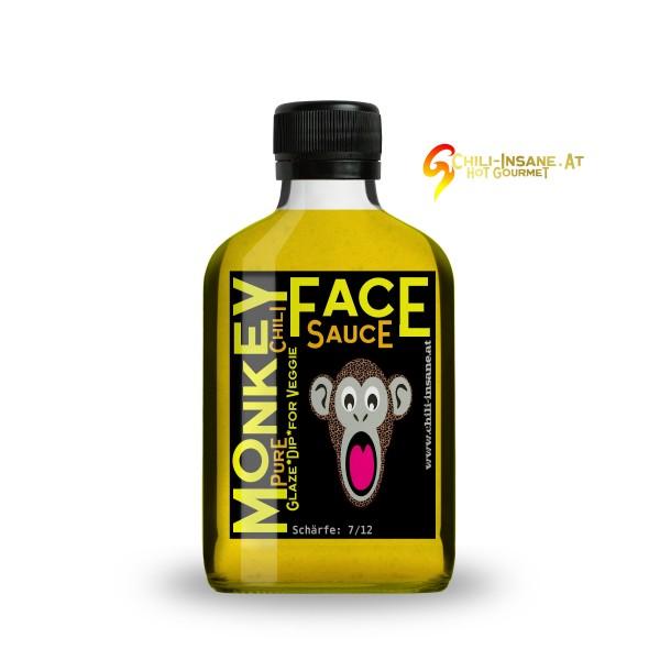 Monkey Face Hot Sauce 100ml.