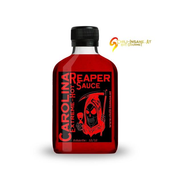 Red Reaper Hot Sauce 100ml.