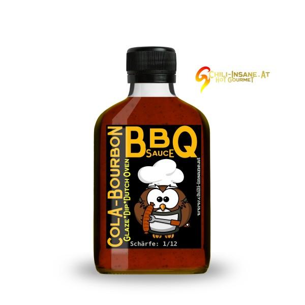 BBQ Cola Bourbon 200ml.