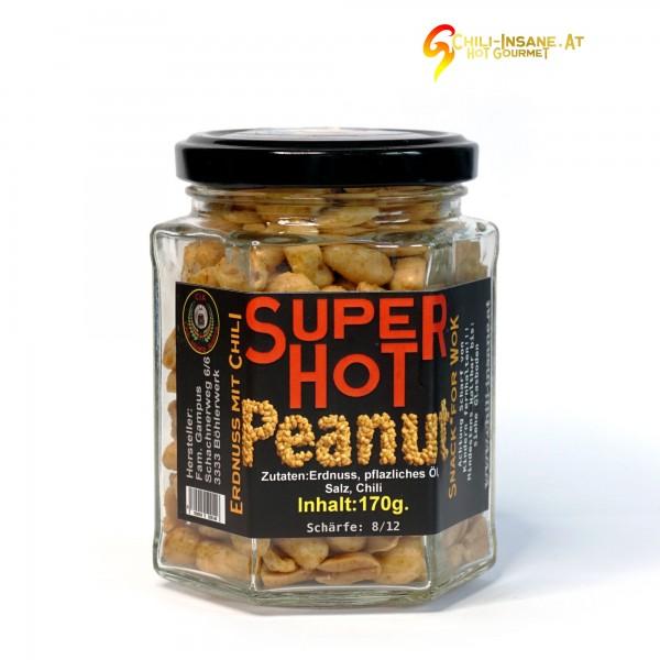 Super Hot Peanuts 170g.
